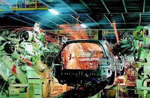Производство китайских автомобилей