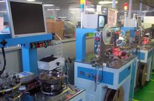 Производство оборудования в Китае